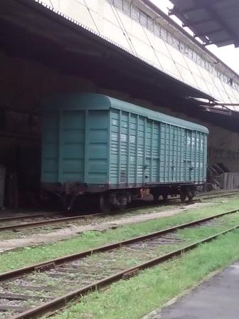 Погрузка и выгрузка вагонов